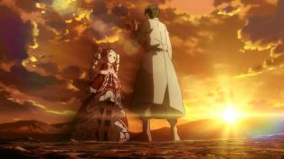 Re Zero - 07 - Beatrice and Subaru