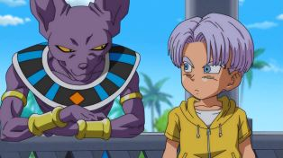 Dragon Ball Super - 049 - 05 Trunks and Beerus