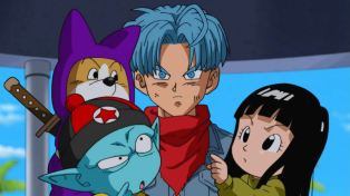 This is also Trunks.