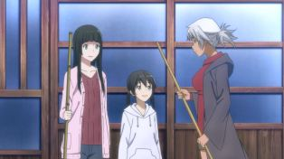 Flying Witch - 11 - 05 Time To Fly