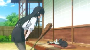 Flying Witch - 12 - 03