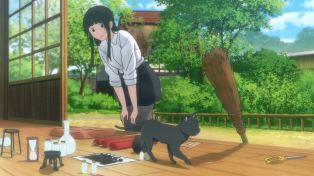 Flying Witch - 12 - 04