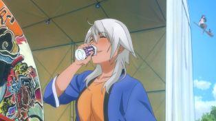 Akane, doing her thing.