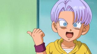 Dragon Ball Super - 052 - 02 Young Trunks