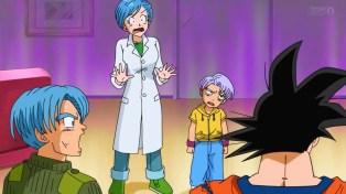 Smart or crazy? The Goku dilemma.