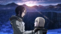 Attack on Titan - 30 - 06 Krista and Ymir