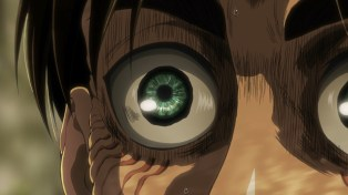 Eren at 50%, maybe.