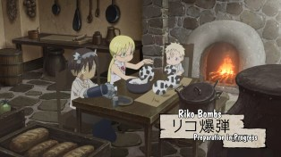 Made in Abyss - 02 - 11 Riko Bombs
