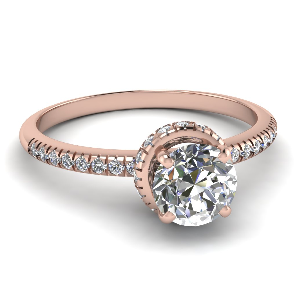 Rose Gold Rings: Rose Gold Rings And Diamonds