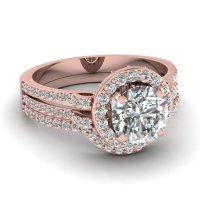 Rose Gold Rings: Rose Gold Rings Sets