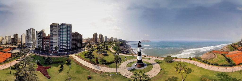 Parque Antonio Raimondi - Miraflores 360 Panorama | 360Cities