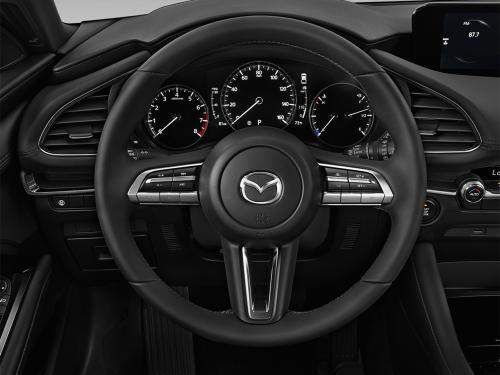 small resolution of new 2019 mazda mazda3 hatchback premium in milwaukee wi russ darrow mazda