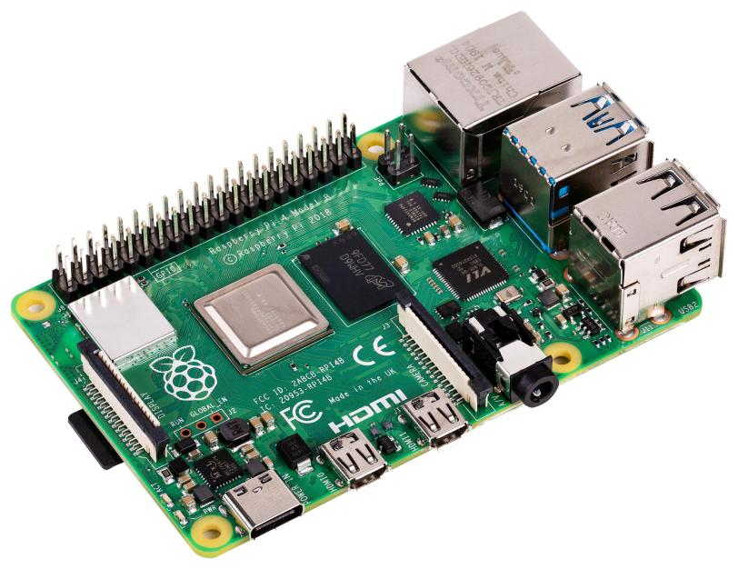Raspberry Pi 4 Board