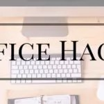 Home Office Hacks to Stay Organized