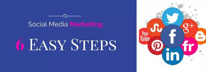 Social Media Marketing in Six Easy Steps