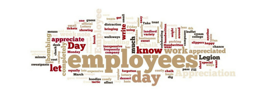 employee appreciation a small investment that packs a powerful