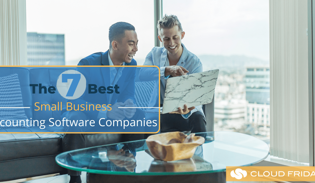 The 7 Best Small Business Accounting Software Companies