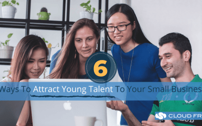 6 Ways to Attract Young Talent to Your Small Business