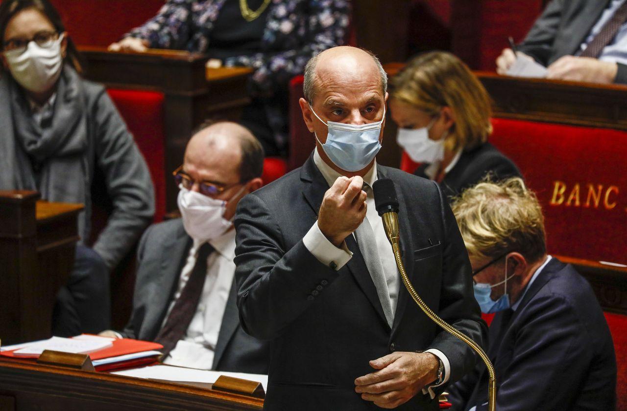 Bildergebnis für Bildungsminister Jean-Michel Blanquer
