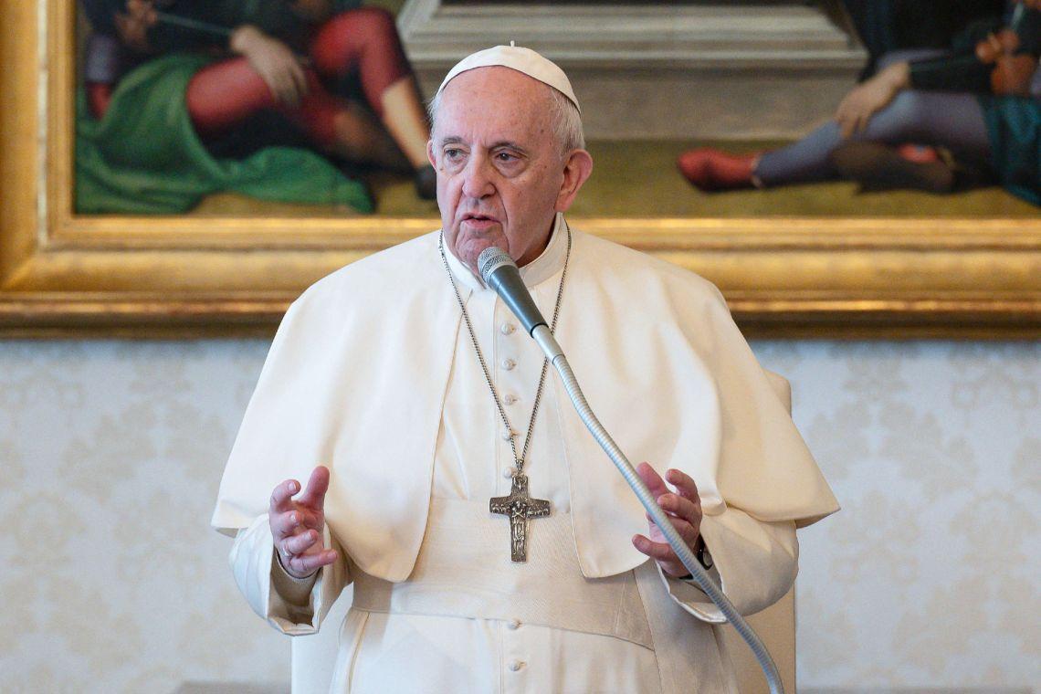 Papa Francisco en EL PAÍS