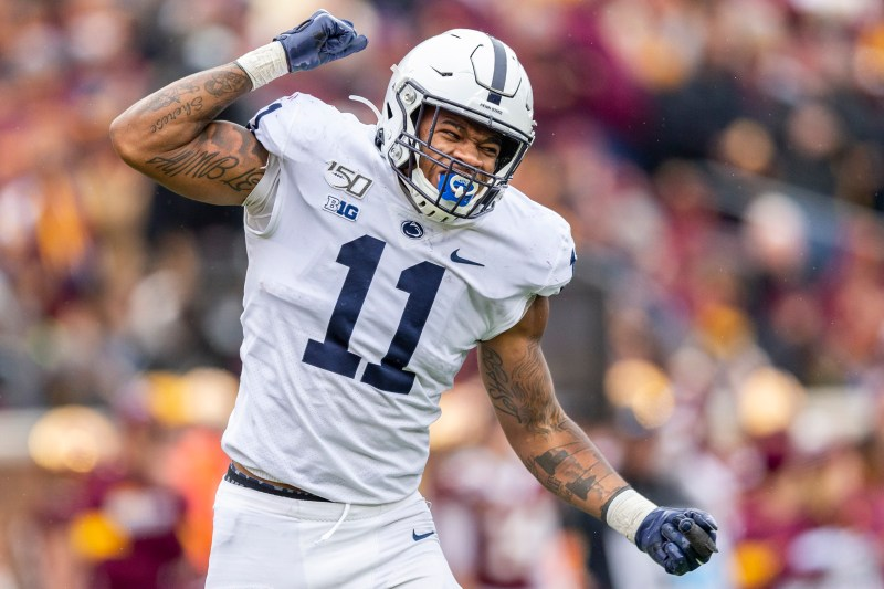 Penn State linebacker Micah Parsons is expected to opt out of the 2020 season: Report - pennlive.com