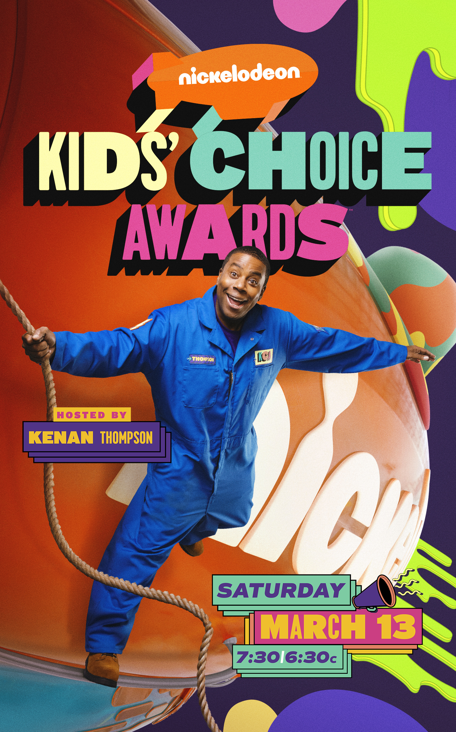 Kids Choice Sports Time : choice, sports, Watch, Nickelodeon, Kids', Choice, Awards, Tonight, (3/13/21):, Time,, Channel,, Stream, Pennlive.com
