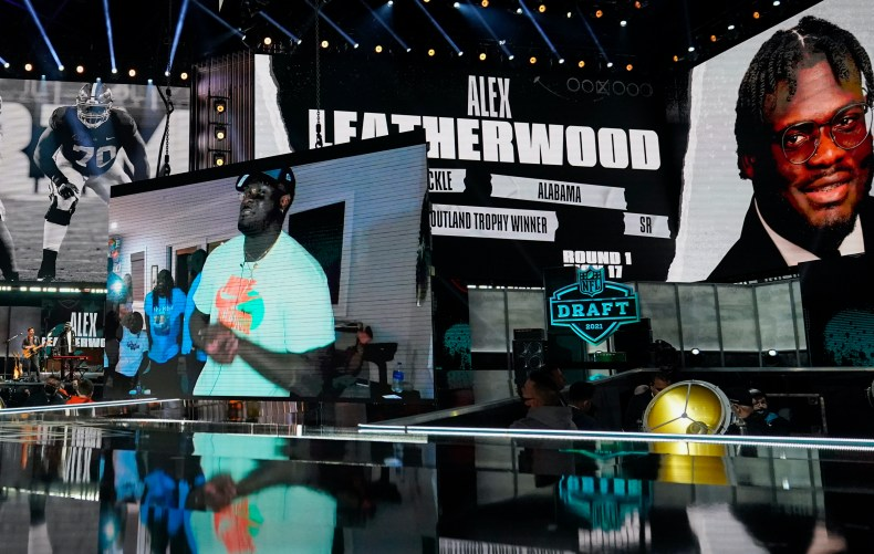 What players did the Las Vegas Raiders select? NFL Draft 2021 tracker,  latest picks - oregonlive.com
