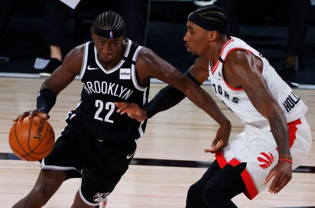 Brooklyn Nets vs. Toronto Raptors Game 2 FREE LIVE STREAM (8/19/20): Watch  NBA Playoffs online | Time, TV, channel - nj.com