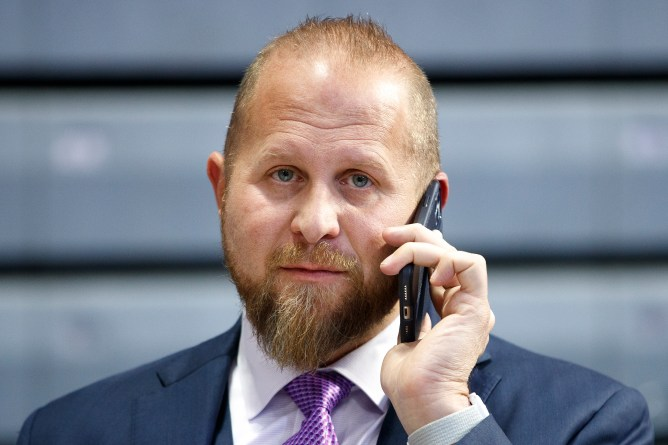 Trump replaces campaign manager Brad Parscale amid sinking poll numbers - The Boston Globe
