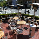 Once A Summertime Luxury Outdoor Dining May Be The Rule When Restaurants Reopen The Boston Globe