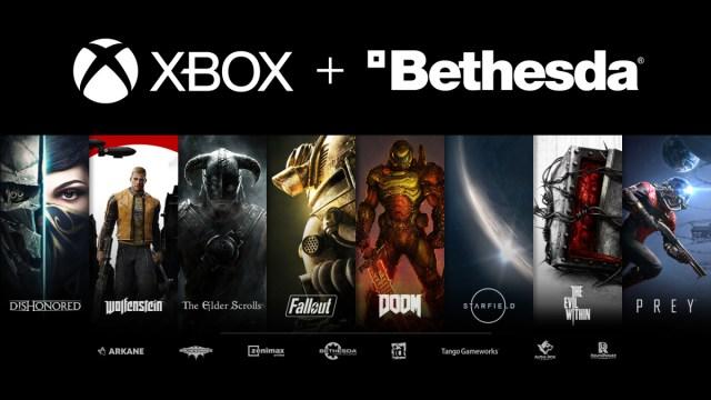 Microsoft compra Bethesda, la compañía tras Skyrim y Doom - La Tercera