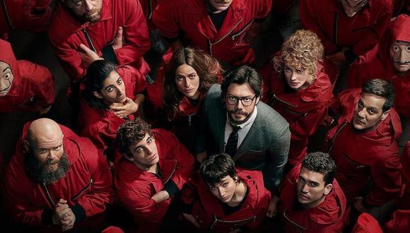 """Money Heist   """"La casa de papel"""" temporada 5 parte 1 ya está en Netflix    España   América Latina   Estados Unidos   EEUU   USA   TVMAS   EL COMERCIO  PERÚ"""