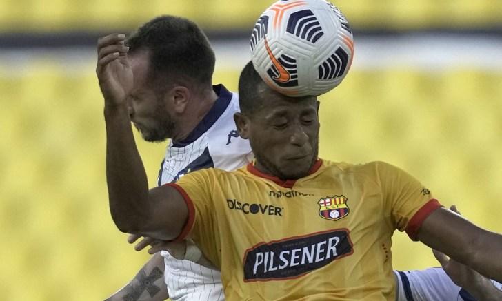 Barcelona SC venció 3-1 a Vélez y pasó a cuartos de final de la Copa Libertadores | RESPUESTAS | EL COMERCIO PERÚ
