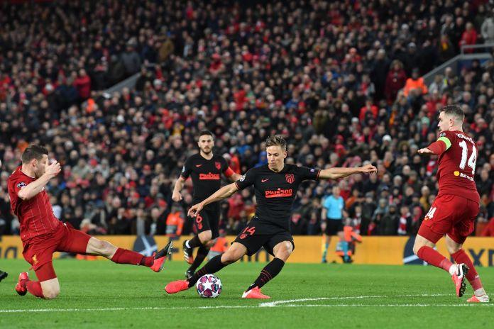 Piden investigar el partido Liverpool vs. Atlético de Madrid por sospechas de infecciones de COVID-19 en las gradas | Fútbol | Deportes | El Universo