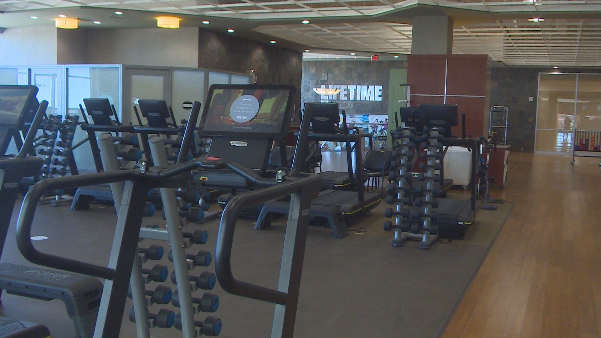 Lifetime Fitness Reopens Doors With New Coronavirus Policies In Place