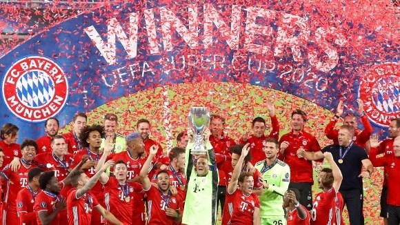 Nuevo récord europeo para el Bayern Múnich con 23 victorias consecutivas