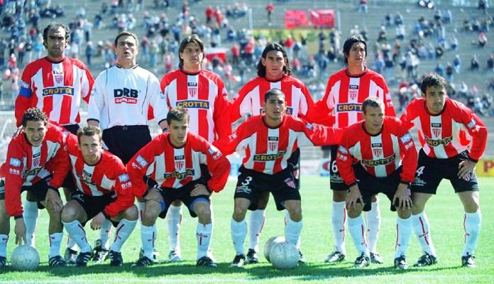 Historias nacionales: San Martín y el extraño caso del 2003-2004 | +  Deportes