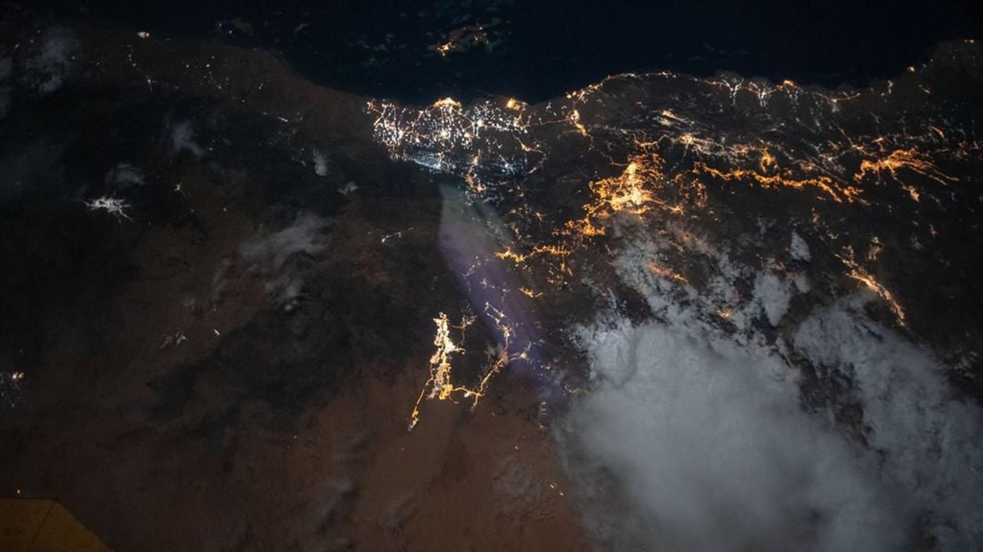 Otra foto del Golfo Pérsico
