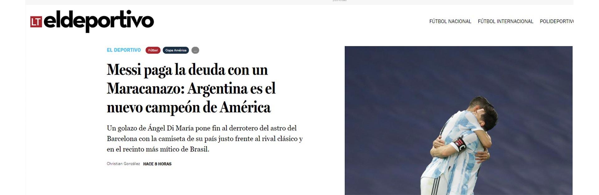 El Deportivo (Chile)