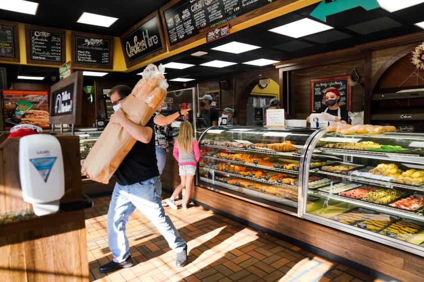 La Segunda Central Bakery in Tampa turns 105 this month. [MARTHA ASENCIO RHINE  |  Times]