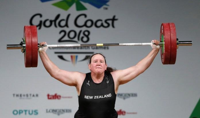 Transgender weightlifter Hubbard's presence in Tokyo unfair: rival   Reuters
