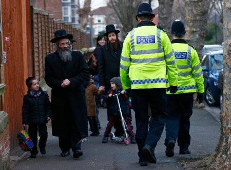 UK PM Johnson Says Britain's Jews Should Not Have to Endure 'Shameful Racism' After Video Surfaced Showing People Shouting Anti-Semitic Abuse in London Jewish Community