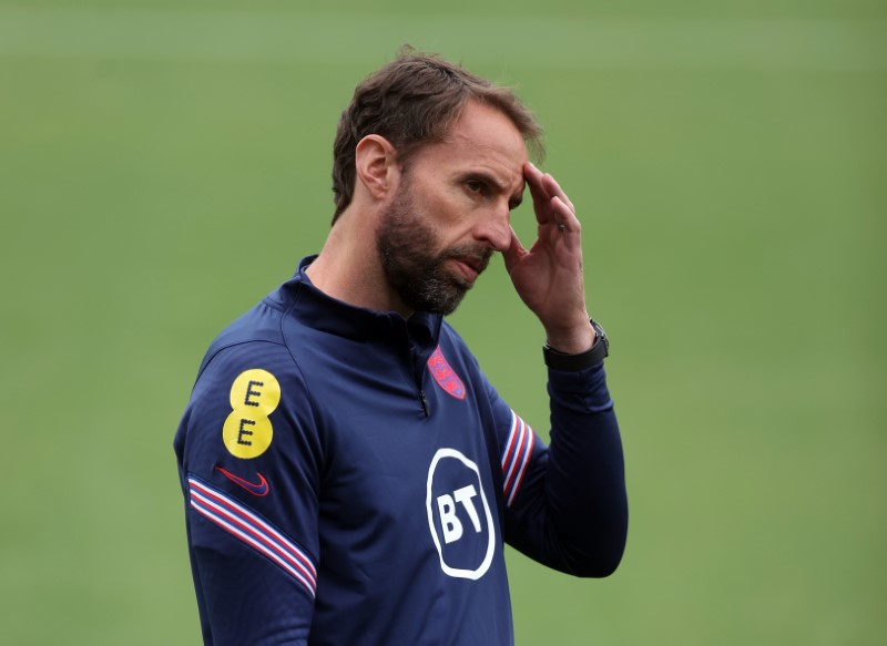 England's performance at Euros can unite people: Southgate   Reuters