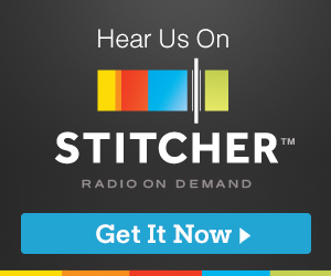 Listen to The Guy R Cook Report on Stitcher