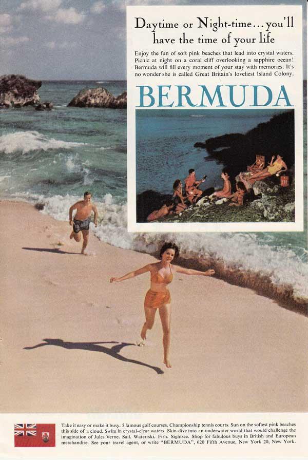 Photos Bermuda Tourism Ads From The 1960s Bernews