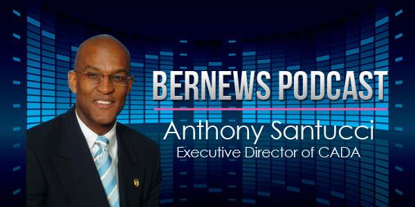 Bernews Podcast with Anthony Santucci