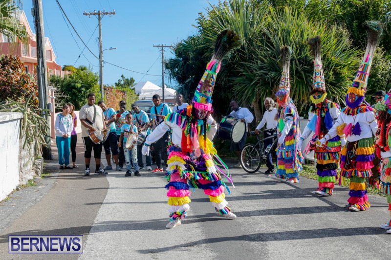 Video Photos Gombey Warriors In St Georges Bernews