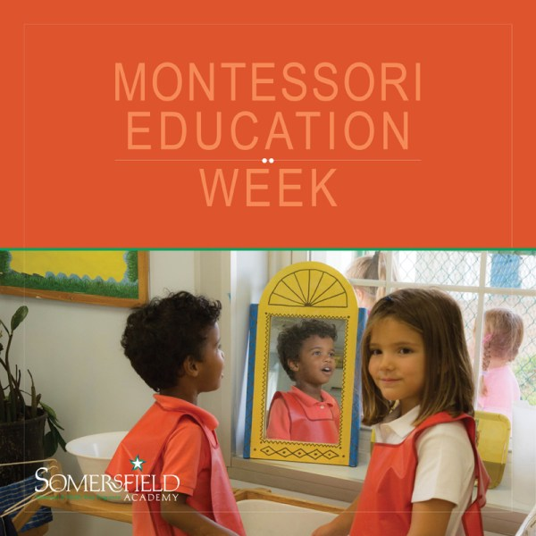 Somersfield Celebrating Montessori Week