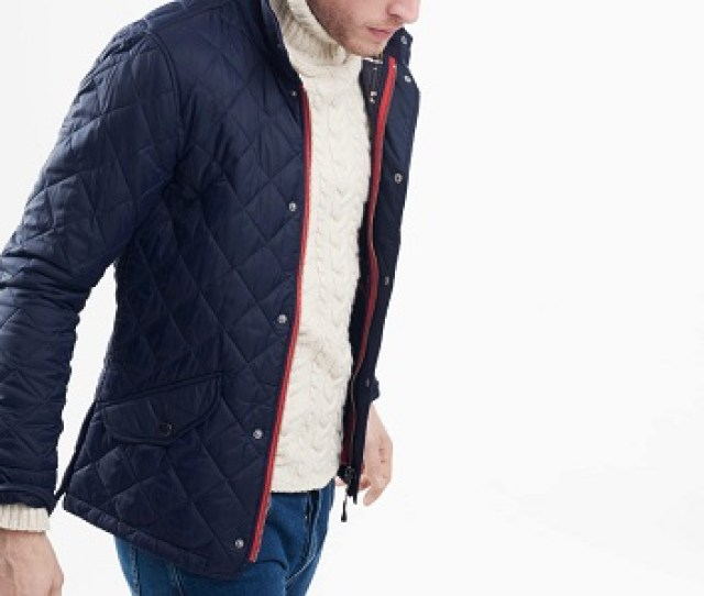 A Lighter Weight Casual Jacket 10 Mens Fall Style Essentials For The Well Dressed
