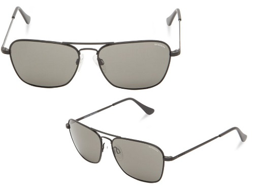 Randolph Intruder Square Sunglasses
